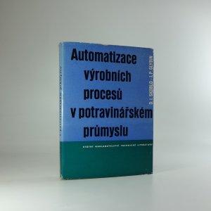 náhled knihy - Automatizace výrobních procesů v potravinářském průmyslu