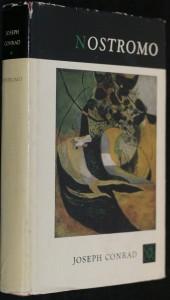 náhled knihy - Nostromo : román z pobřeží