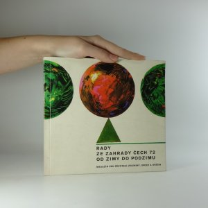 náhled knihy - Rady ze zahrady Čech 72 od zimy do podzimu