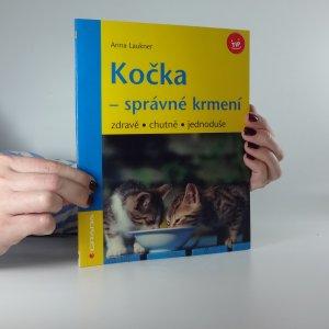 náhled knihy - Kočka - správné krmení