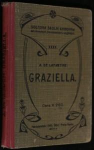 náhled knihy - Graziella