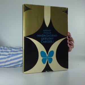 náhled knihy - Madagaskar, ukrutný čarodej