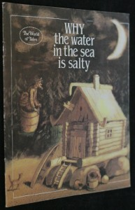 náhled knihy - Why the water in the sea is salty