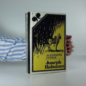 náhled knihy - Joseph Balsamo. 1. Diel