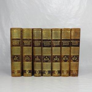 náhled knihy - Masarykův slovník naučný: lidová encyklopedie všeobecných vědomostí (komplet, 7 svazků)
