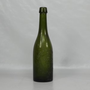 náhled knihy - Stará pivní lahev. Rolnický akciový pivovar se sladovnou v Litovli