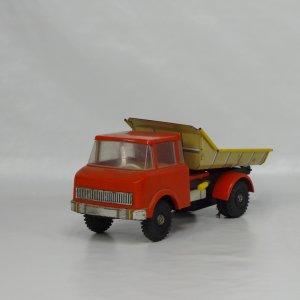 náhled knihy - Plechový náklaďák