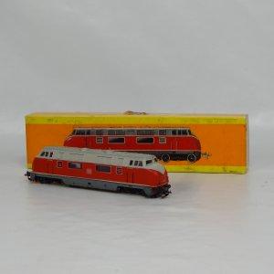 náhled knihy - Zeuke lokomotiva TT, V200 027 DB