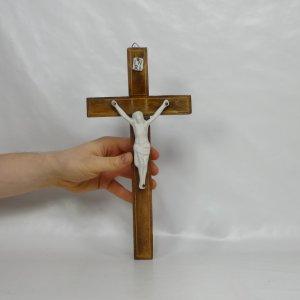 náhled knihy - nástěnný kříž, 30 cm