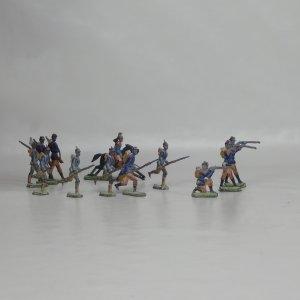 náhled knihy - Starožitní cínoví vojáčci