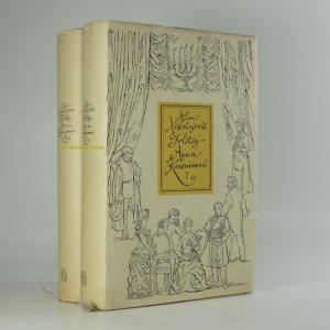 náhled knihy - Anna Kareninová (2 svazky)