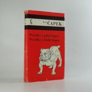 náhled knihy - Povídky z jedné kapsy ; Povídky z druhé kapsy