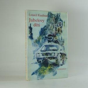 náhled knihy - Jubelovy děti