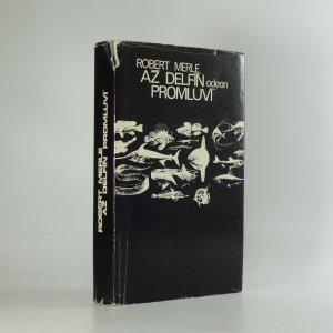 náhled knihy - Až delfín promluví