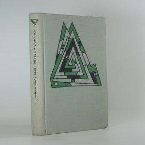 náhled knihy - Tři povídky z Chodska