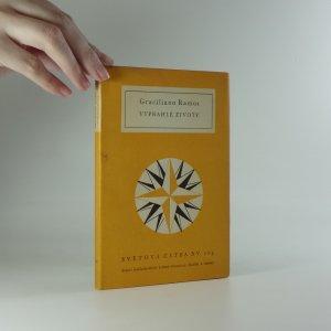 náhled knihy - Vyprahlé životy
