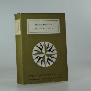 náhled knihy - Jakub fatalista a jeho pán