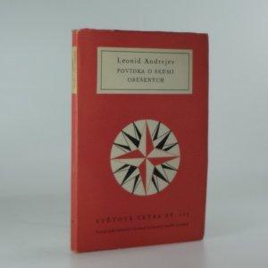 náhled knihy - Povídka o sedmi oběšených