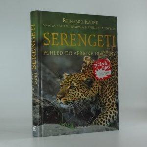 náhled knihy - Serengeti : pohled do africké divočiny
