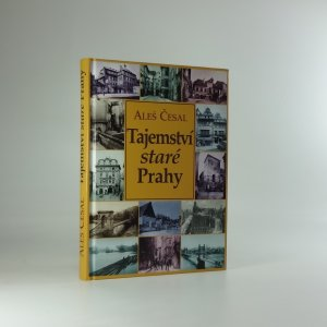 náhled knihy - Tajemství staré Prahy