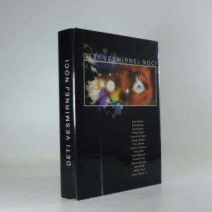 náhled knihy - Deti vesmírnej noci. antológia americkej sci-fi