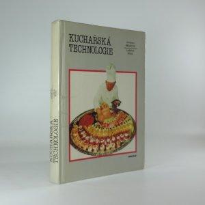 náhled knihy - Kuchařská technologie - Řešátko Jaroslav, Nodl Ladislav