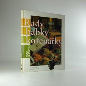 náhled knihy - Rady babky kořenářky
