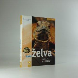 náhled knihy - Naše želva
