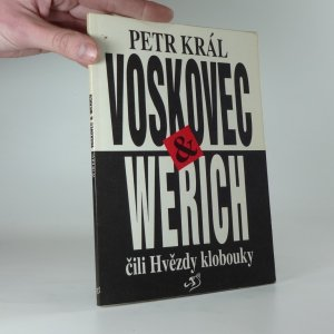 náhled knihy - Voskovec & Werich, čili, Hvězdy klobouky