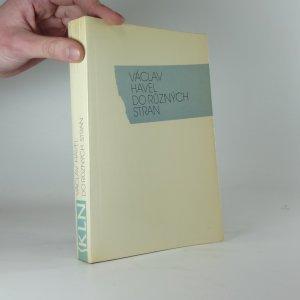 náhled knihy - Do různých stran : eseje a články z let 1983-1989