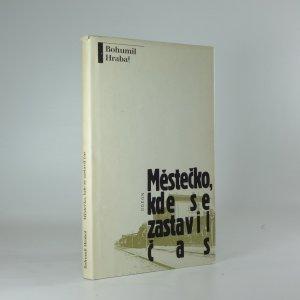 náhled knihy - Městečko, kde se zastavil čas : povídky