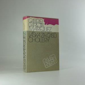náhled knihy - Láska za časů cholery