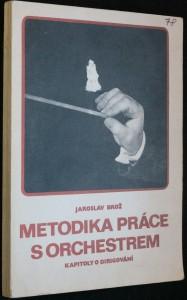 náhled knihy - Metodika práce s orchestrem, kapitoly o dirigování