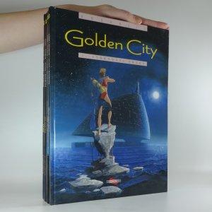 náhled knihy - Golden City : Vykradači vraků, Banks proti Bankspvi, Polární noc, Goldy (1-4. díl)