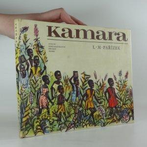 náhled knihy - Kamara, tvůj kamarád z Guineje