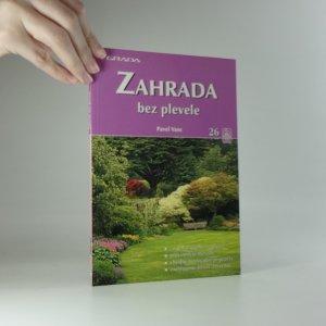 náhled knihy - Zahrada bez plevele