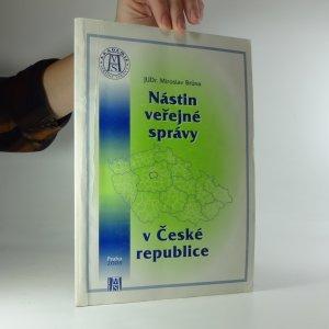 náhled knihy - Nástin veřejné správy v České republice