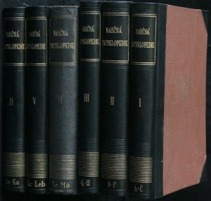 náhled knihy - Naučná encyklopedie : slovník přírodních věd (1. - 6. díl) ( A - Ka)