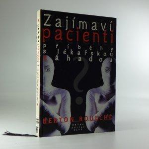 náhled knihy - Zajímaví pacienti: příběhy s lékařskou záhadou