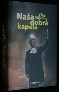 náhled knihy - Naša dobrá kapela (slovensky)