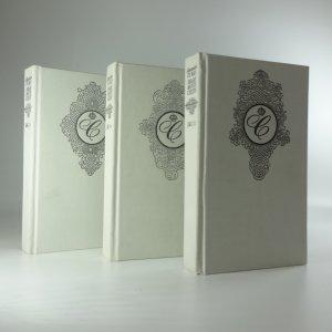 náhled knihy - Hrabě Monte Christo: Díl 1-6 (3 sv)