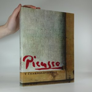 náhled knihy - Picasso v Československu