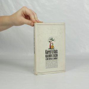 náhled knihy - Kalibův zločin a jiné obrazy z podhoří