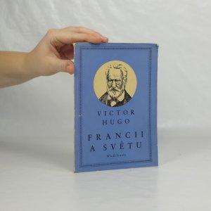 náhled knihy - Francii a světu