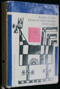 náhled knihy - Francouzská poezie nové doby : překlady