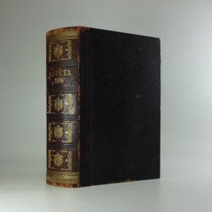 náhled knihy - Osvěta - listy pro rozhled v umění, vědě a politice. Ročník XXI. Díl 1