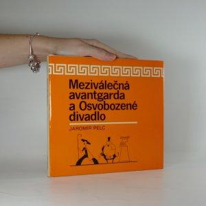 náhled knihy - Meziválečná avantgarda a Osvobozené divadlo