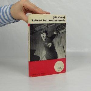 náhled knihy - Zpěváci bez konzervatoře