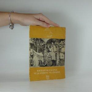 náhled knihy - Královská kaple sv. Kateřiny ve Znojmě