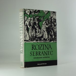 náhled knihy - Rozina Sebranec a jiné pražské obrázky